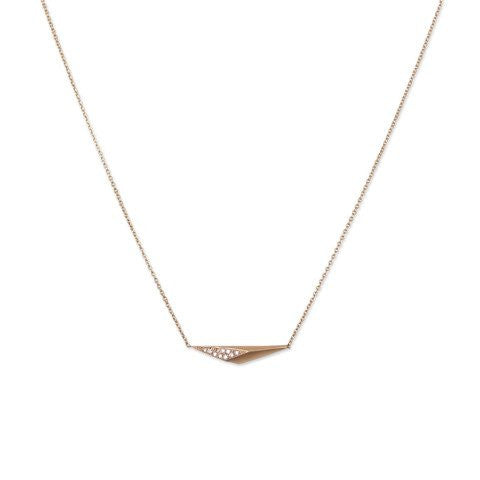 Gold Shard Necklace