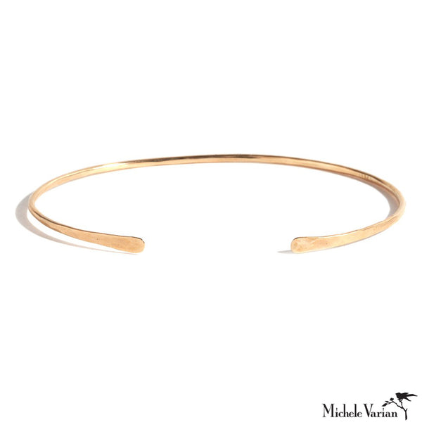 Gold Light Cuff Bracelet