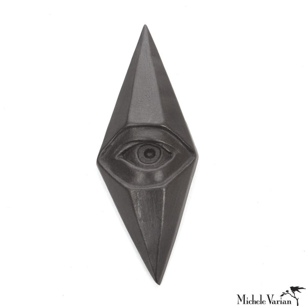 Graphite All Seeing Eye