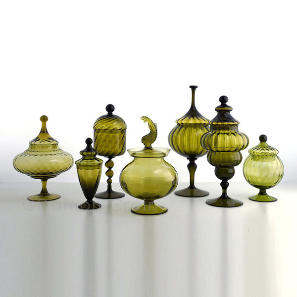 Empoli Glass Green Group 1