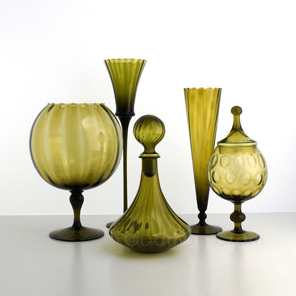 Empoli Glass Green Group 2