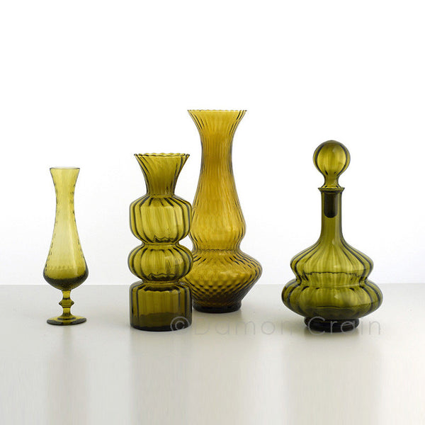 Empoli Glass Green Group 3