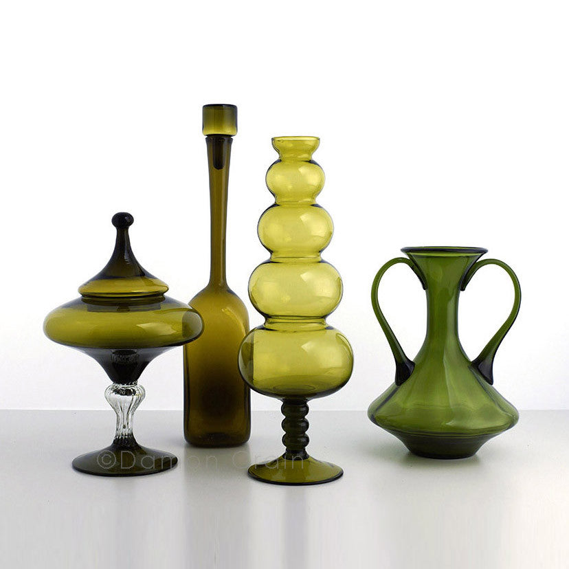Empoli Glass Green Group 4
