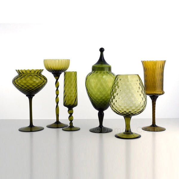 Empoli Glass Green Group 5