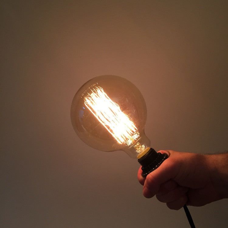 Giant Round Filament Bulb