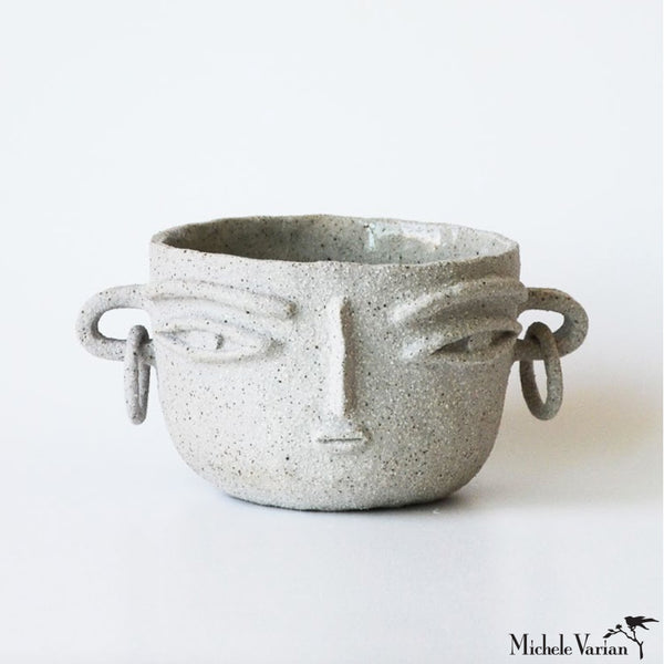 Ivy Stoneware One-of-a-Kind Bowl