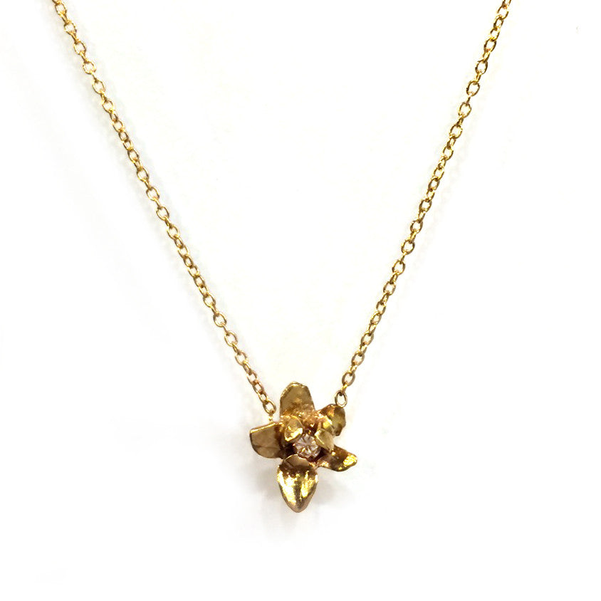 Jasmine Blossom Necklace
