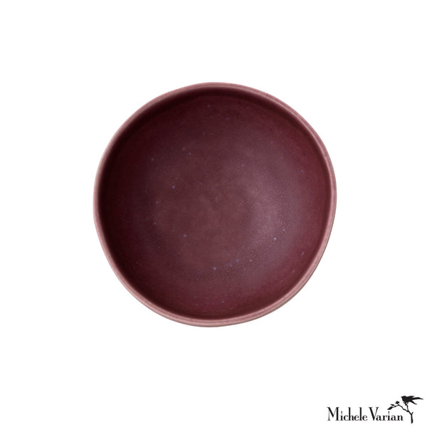 Mini Bowl Dark Aubergine Glaze