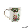 Juxtaposed Anastasia Porcelain Mug