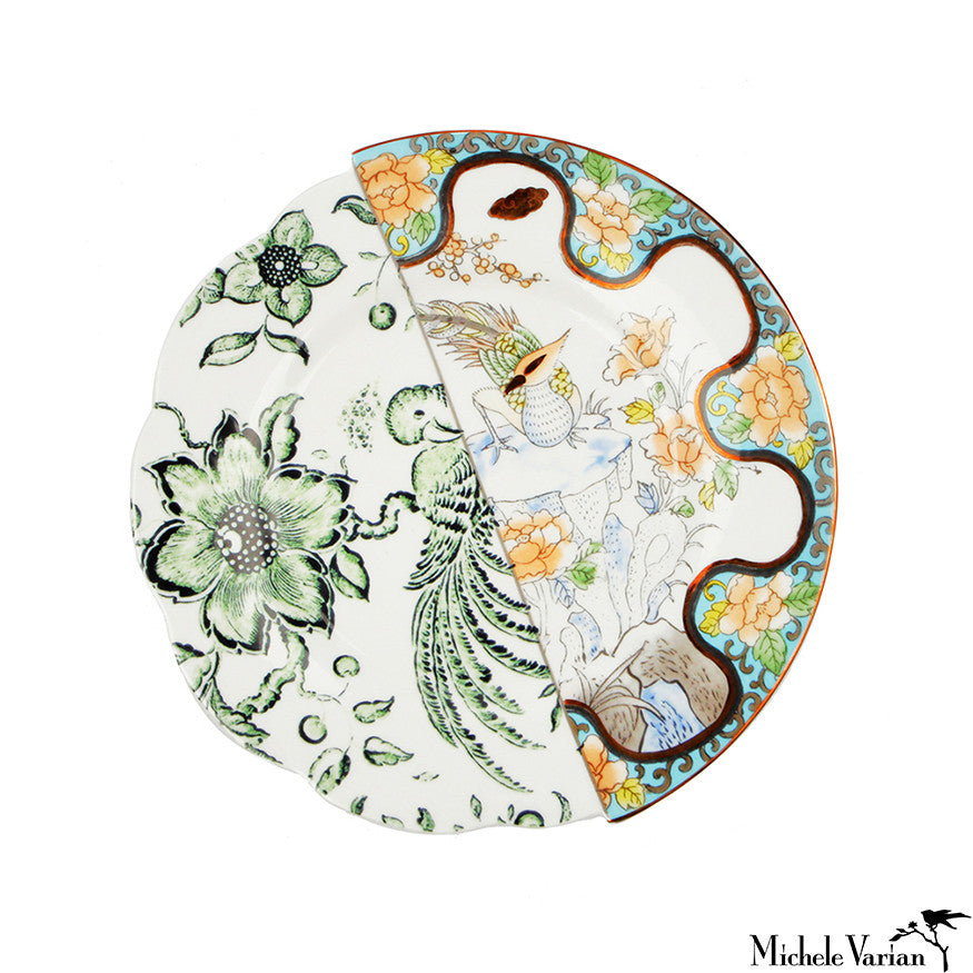 Juxtaposed Zoe Porcelain Side Plate