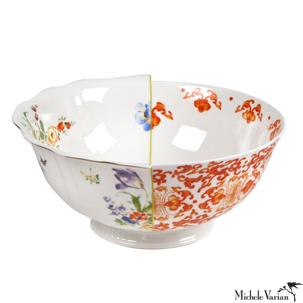 Juxtaposed Ersilia Serving Bowl