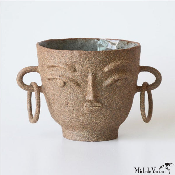 Kali Stoneware One-of-a-Kind Bowl