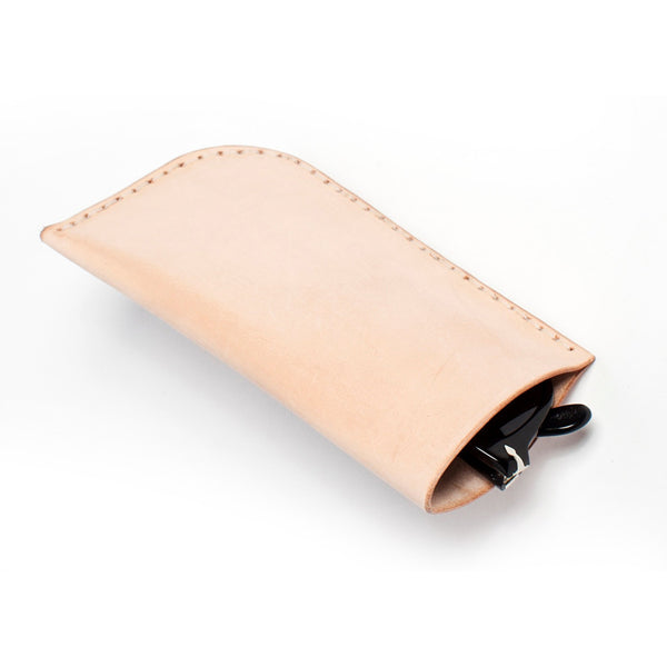 Leather Eyeglass Case