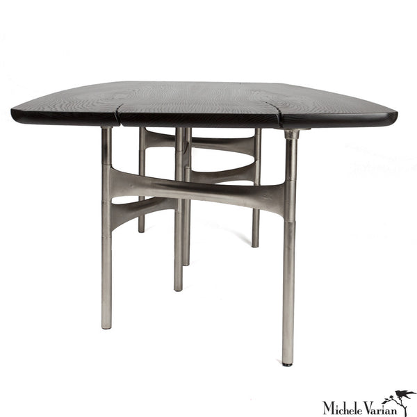 Link Dining Silver Base