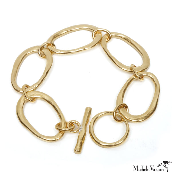 Bronze Links Bracelet