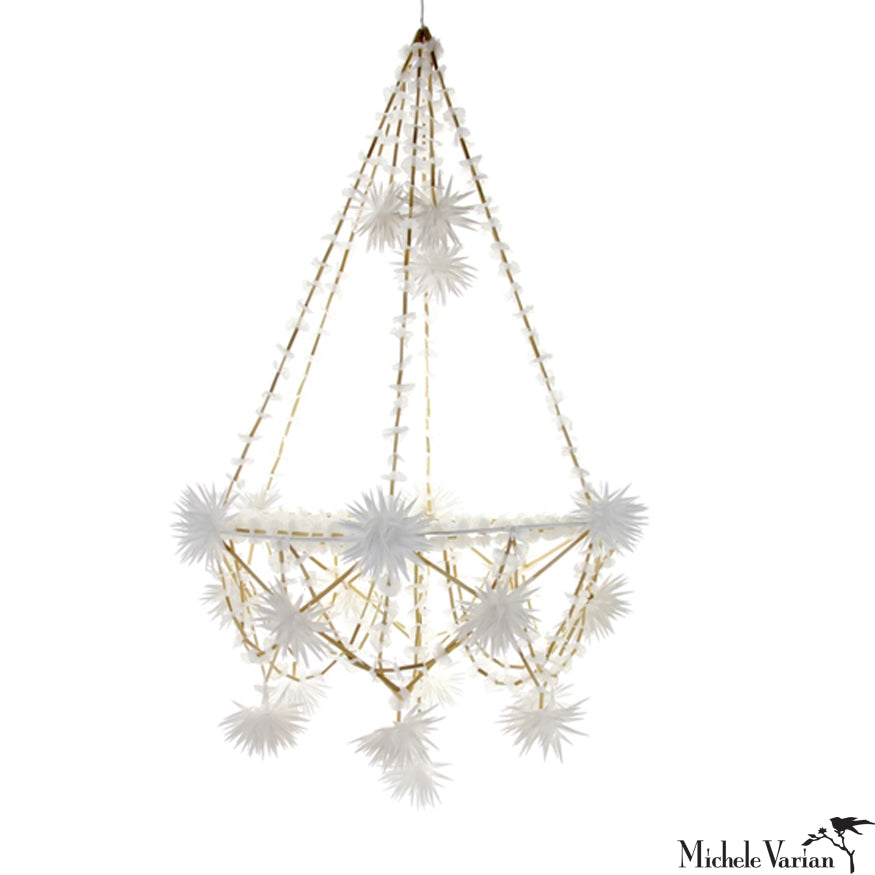White Star Pajaka Chandelier Medium
