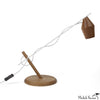 Magnetic Adjustable Desk Lamp Maple