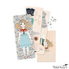Magnolia Paper Doll Kit