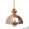 Mala Pendant Light No. 1 in Copper