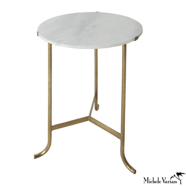 Marble Occasional Table