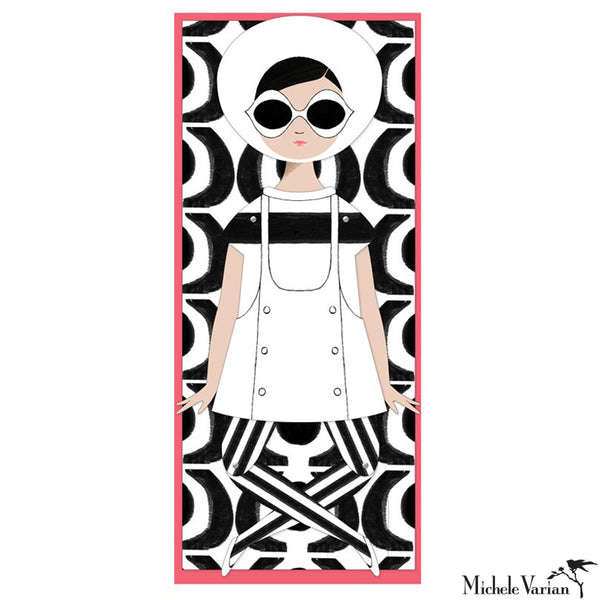 Mary Small Paper Doll