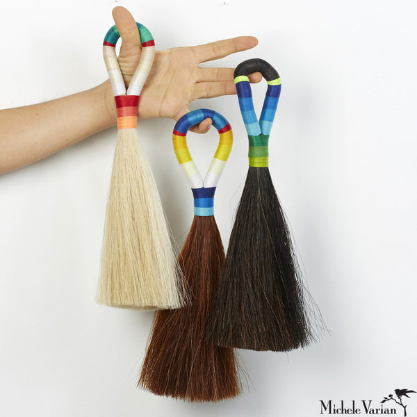 Medium Horsehair Tassel