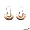 Bronze Medius Earrings