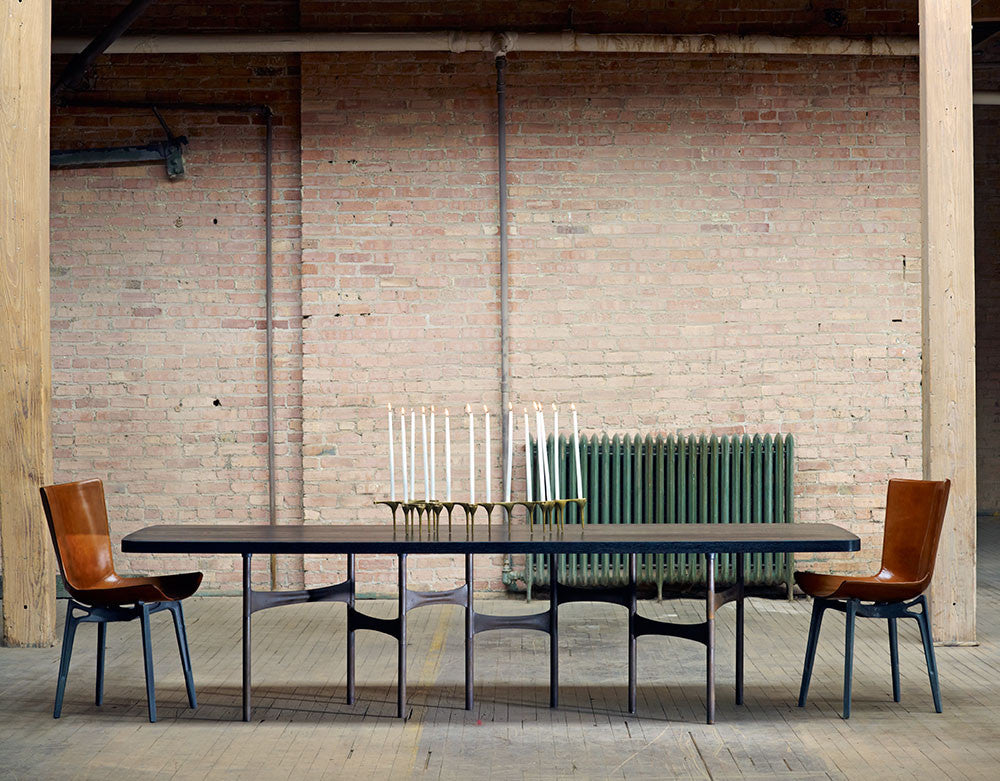 Customizable Link Dining Table
