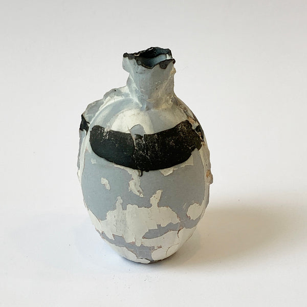 Mini Porcelain Egg Vase 11