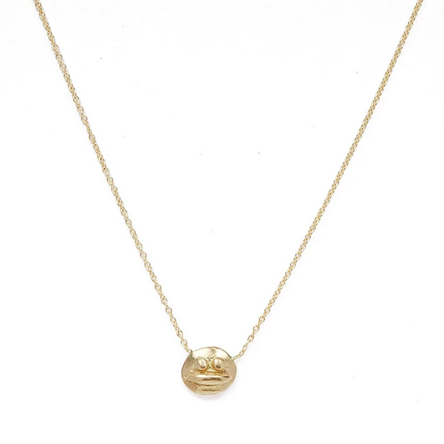 Gold Mood Necklace