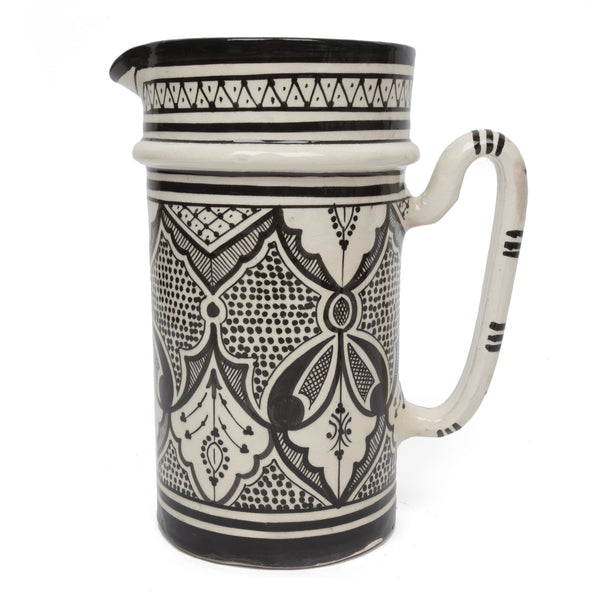 Moroccan Safi Pitcher
