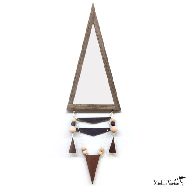 Mountain Triangular Mirror