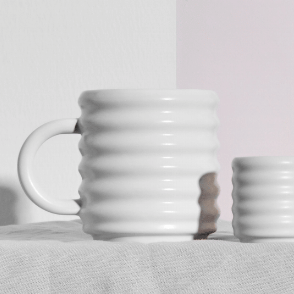 Ripple Mug Set of 2