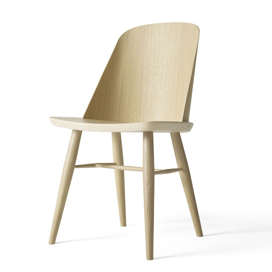 Scandinavian Oak Chair