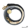 Fade Rope Dog Leash Navy