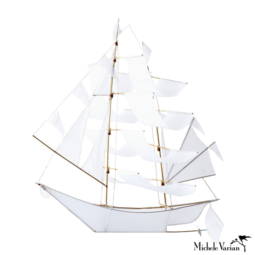 Large Pirate Ship Kite