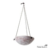 Three Graces Female Hanging Clay Planter Large