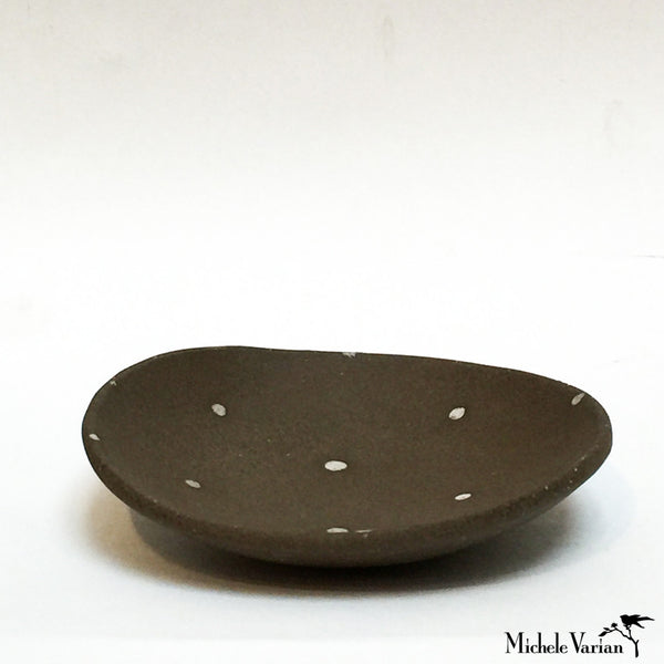 Ceramic Polka Dot Dish