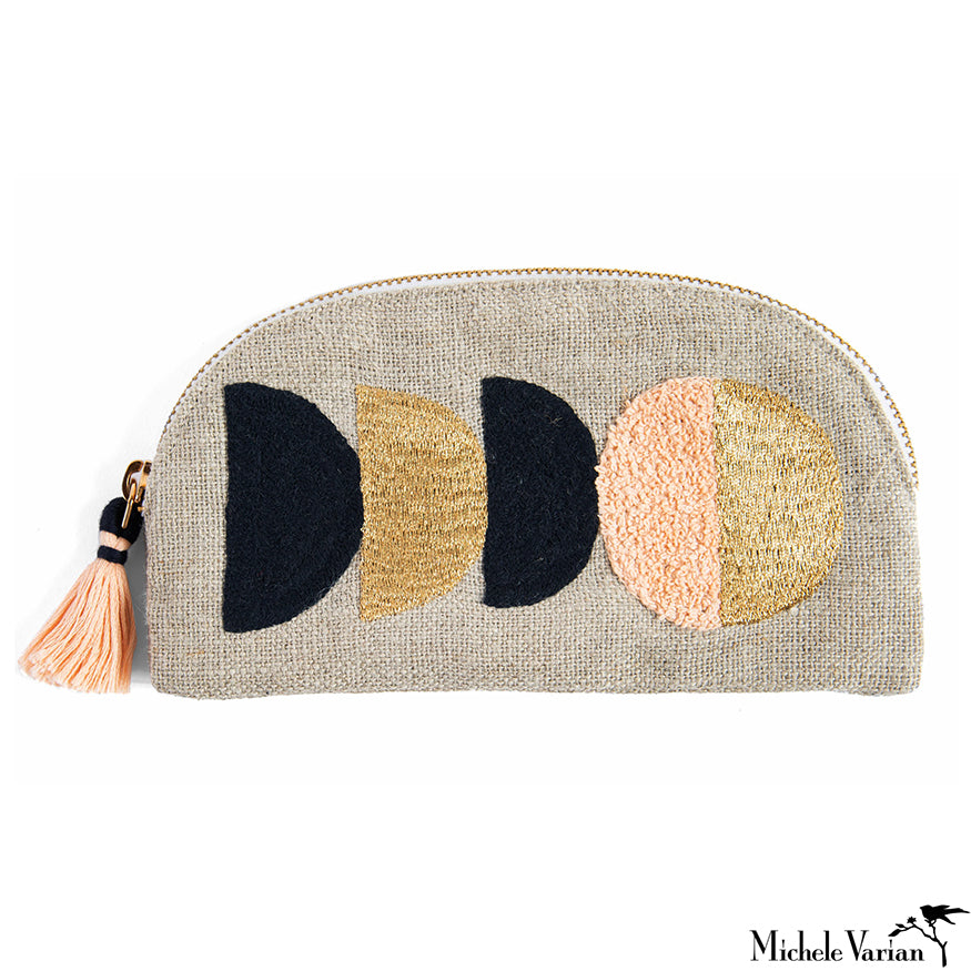 Small Linen Pouch Circe