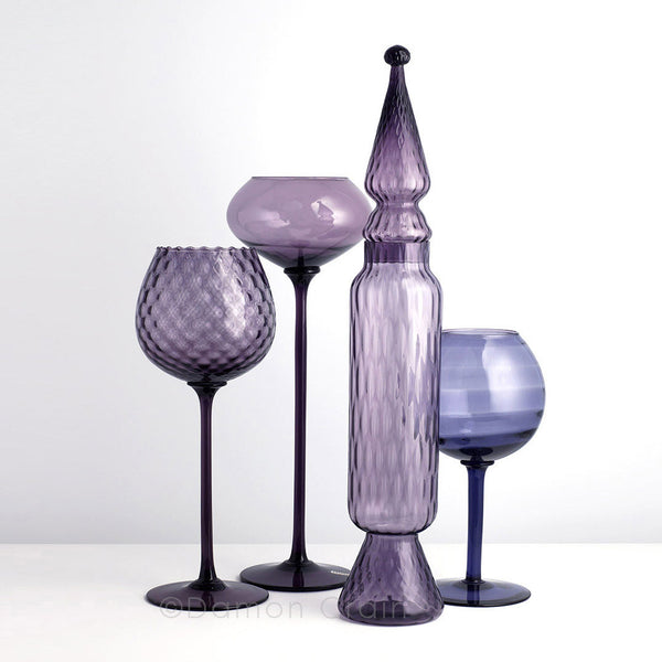 Empoli Glass Purple Group 1