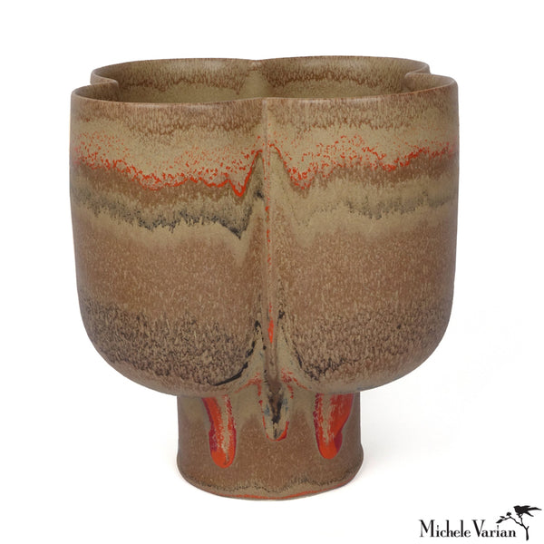 Canyon Quatrefoil Vessel