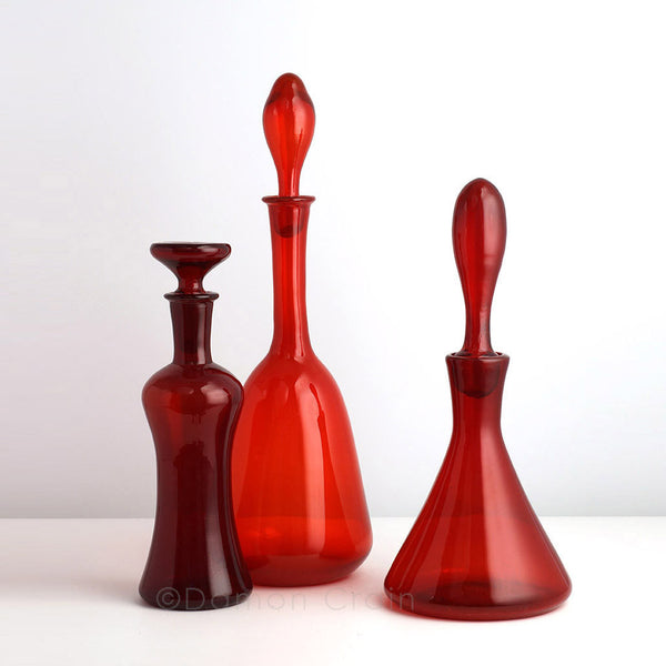 Empoli Glass Red Group 2