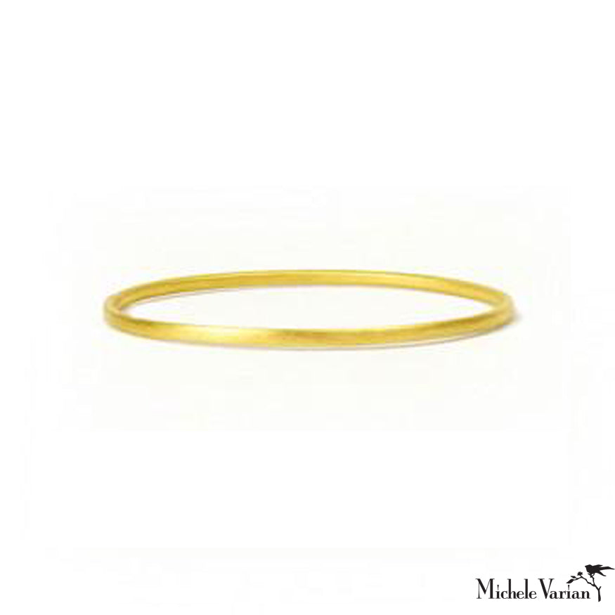 Dainty Gold Band