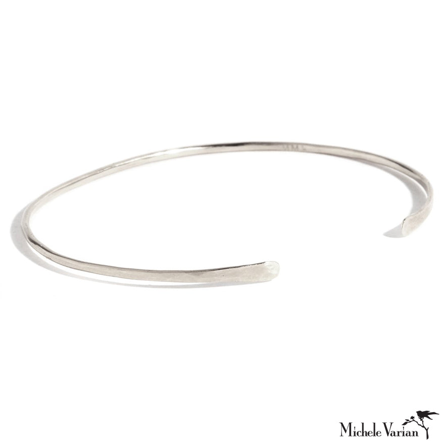 Sterling Silver Light Cuff Bracelet