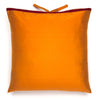Silk Dupioni Pillow Mandarin 22x22