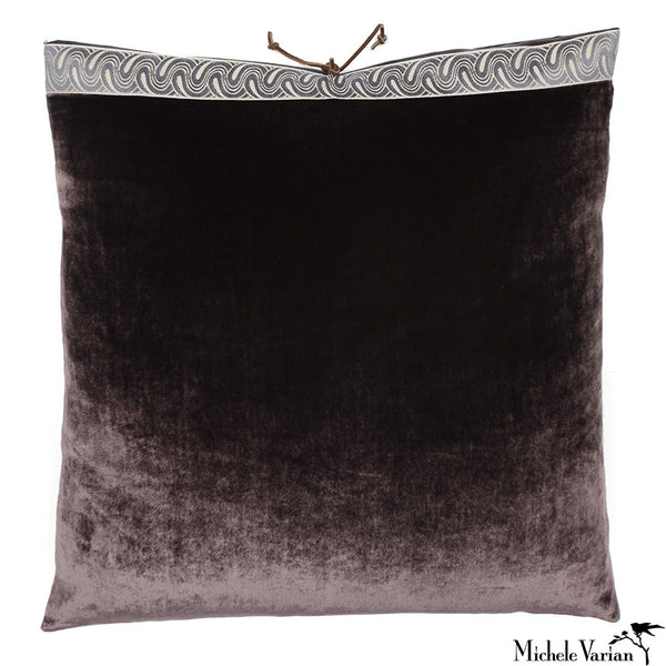 Silk Velvet Pillow Dusk 20x20