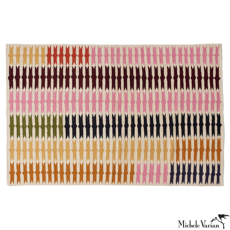 Saskia Wool Area Rug