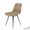 Rattan Slipper Dining Chair