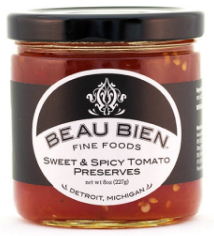 Sweet & Spicy Tomato Preserves
