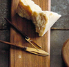 Ellipse Cheese Fork and Knife